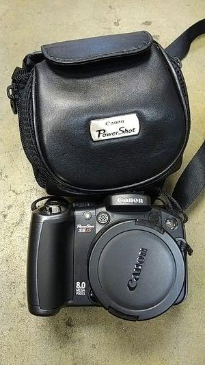 Canon S5is for Sale in Dallas, TX