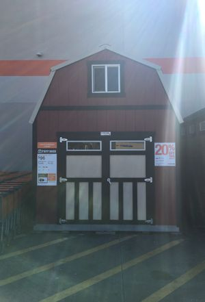 (6806) Tuff Shed TB700 10x12 was $6,132 Now $4,906 for Sale in Houston, TX