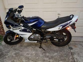2006 Suzuki GS500F for Sale in Sudley Springs,  VA