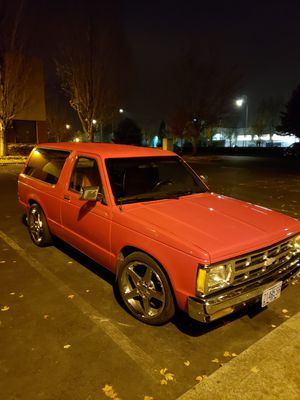 89 Chevy s10 Blazer for Sale in Beaverton, OR