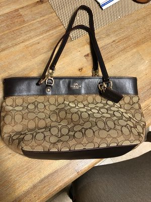 Authentic Women's Coach Purse for Sale in Odenton, MD