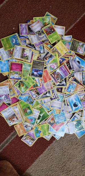 100's of Pokemon Cards for Sale in Bowie, MD
