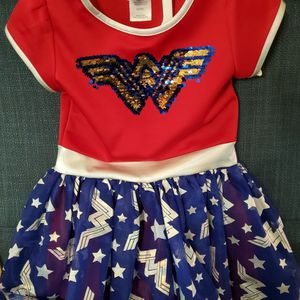 Wonder Woman Dress/Play Costume for Sale in Lakewood, CA