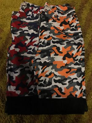 Camo Pants from Fashion Nova for Sale in Aurora, IL