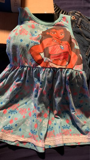 Disney Moana dress for Sale in Baltimore, MD