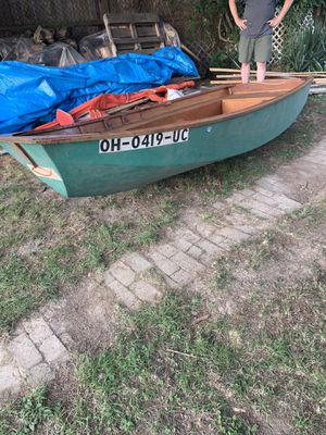 Small SailBoat for Sale in Canton, OH
