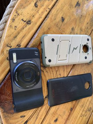 Motorola camera/battery case/case cover for Sale in Vero Beach, FL