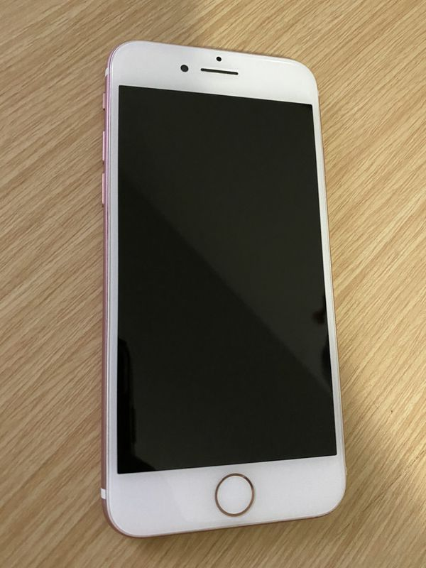 Iphone 7 128gb unlocked rose gold new battery