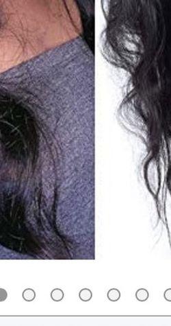 Mylucia U Part Wig 100% Human Hair for Sale in North Las Vegas,  NV