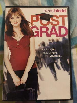 Post Grad, DVD for Sale in Salt Lake City, UT