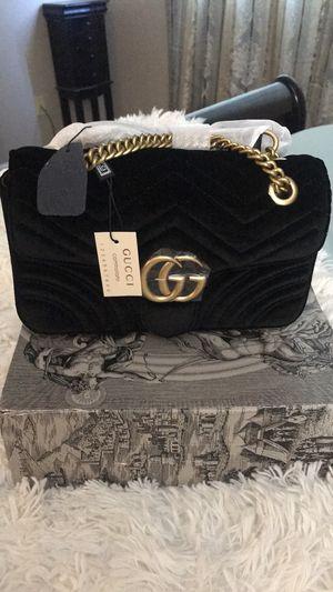 Gucci velvet bag for Sale in Woodland, CA