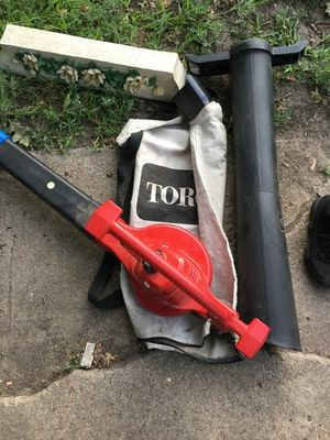 Toro brand Leaf Blower for Sale in Wichita, KS