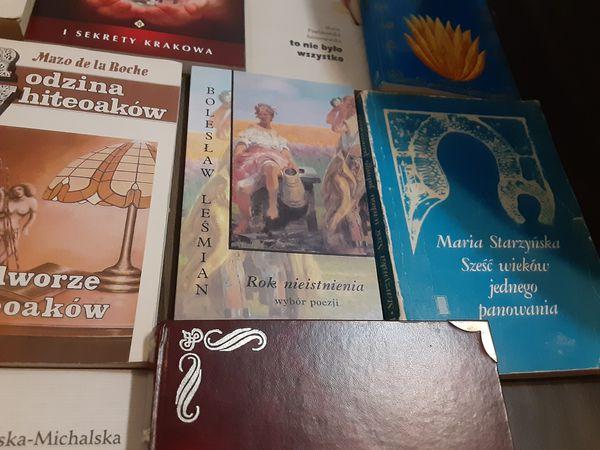 POLISH BOOKS POLSKIE KSIAZKI