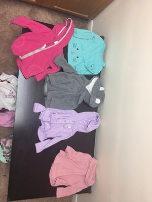 Assorted long sleeve shirts / 2 jackets / 3 hoodies for Sale in Hawthorn Woods, IL
