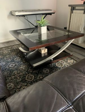 38x38 Wooden Coffee Table for Sale in Houston, TX
