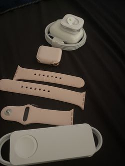 Apple Watch 6 Series Rose Gold & Apple AirPod Pro for Sale in Laurel,  MD