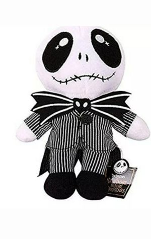 Nightmare Before Christmas Jack Skellington Plush Toy for Sale in Greenville, SC
