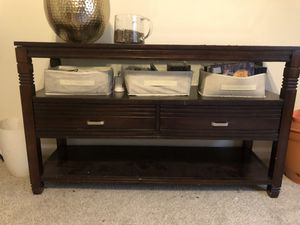 Entertainment center for Sale in Raleigh, NC
