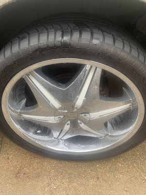 Tires and rims for Sale in Portsmouth, VA