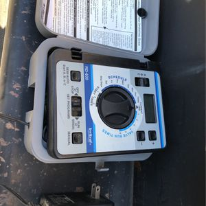 Sprinkler Timer for Sale in Turlock, CA
