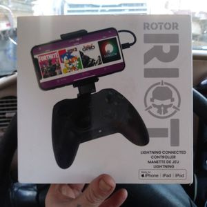 Rotor Riot Lightning connected Controller Iphone Ipad for Sale in San Diego, CA