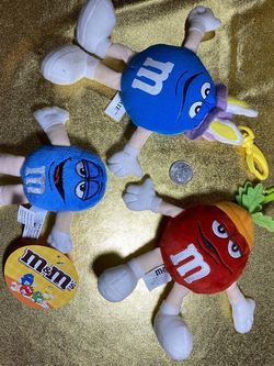 M&Ms Plushies Toys for Sale in San Antonio,  TX