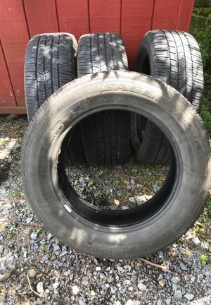 P255/60R19 Good Year Eagle RS-A. ( 4 ). Free for Sale in Mill Hall, PA
