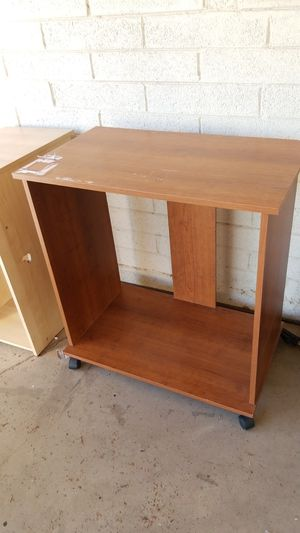 TV, computer, microwave stand for Sale in Phoenix, AZ