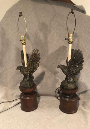 Vi rage eagle lamps for Sale in Oakland Park, FL