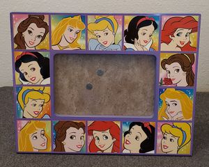 Walt Disney Princess Picture Frame for Sale in Falls Church, VA