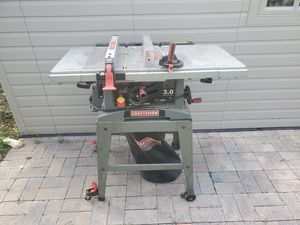 Craftsman table saw for Sale in Oakland Park, FL