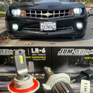 🔰🔥JDM Led Headlights 1 Year Warranty With Me Free Installation To Most Cars for Sale in Loma Linda, CA