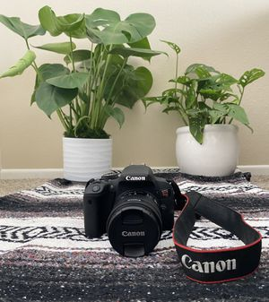 Canon Rebel T7i and many accessories for Sale in Encinitas, CA