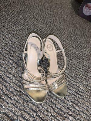 Golden Heels - size 7 for Sale in Auburn, WA
