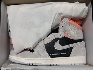 Nike Air Jordan 1 Retro High OG Crimson size 9.5 for Sale in Rockville, MD
