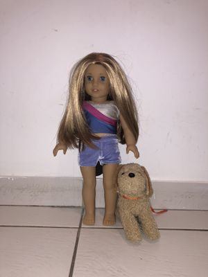 American Girl McKenna and accessories for Sale in Doral, FL