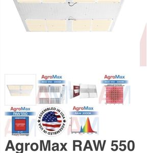 Agromax Raw 550 Led Light for Sale in Springfield, MA
