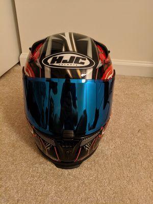 HJC Motorcycle Helmet Medium for Sale in Sully Station, VA