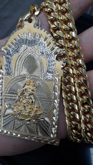 Cadena y Dije Oro for Sale in Miami, FL