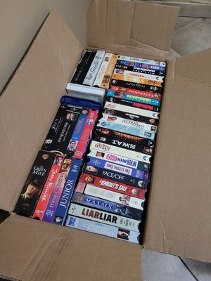 VHS movies for Sale in Miami, FL