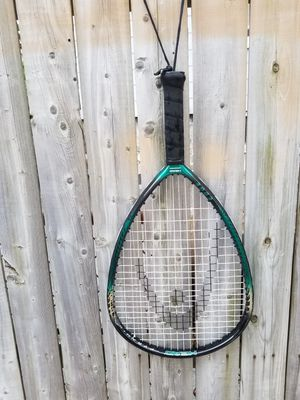 Tennis racket with the bag for Sale in Malden, MA