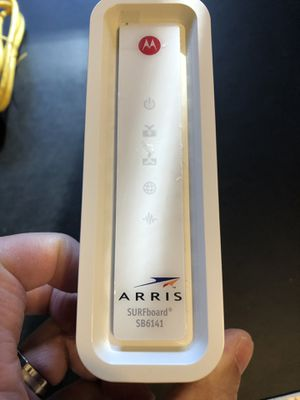 Motorola Arris Surfboard SB6141 Cable Modem for Sale in Walnut Creek, CA