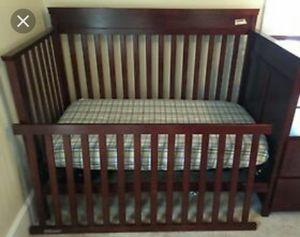 Crib & mattress for Sale in CASTLE SHANN, PA