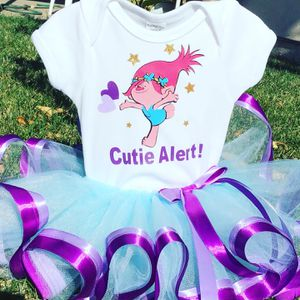 Trolls Inspired Tutu Outfit for Sale in Cerritos, CA