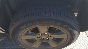 "20"" Chevy Tahoe wheels for Sale in Wood Village, OR"