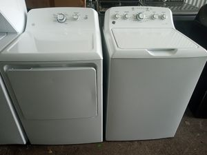 Ge washer and dryer for Sale in San Antonio, TX