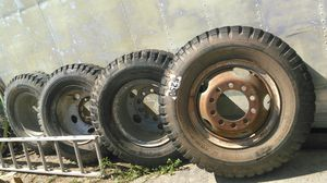 Truck trailer tires rims for Sale in Fresno, CA