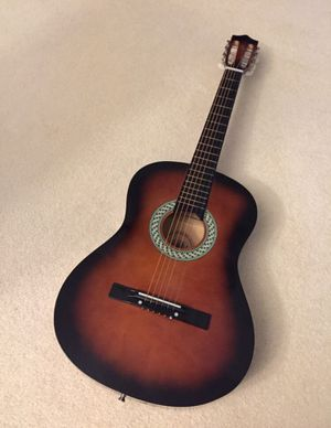Acoustic Guitar Bridgecraft New 38 inches for Sale in Roswell, GA
