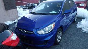 2012 Hyundai accent 117 miles for Sale in Ashland, MA