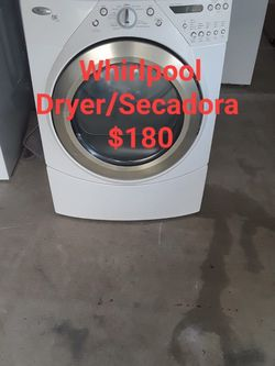 Secadora dryer Whirlpool for Sale in Miami,  FL